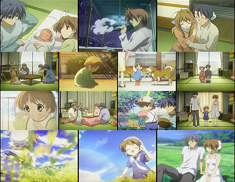 CLANNAD 〜AFTER STORY〜22-5