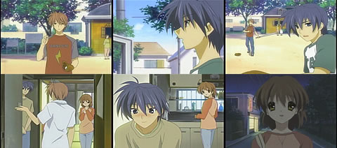 CLANNAD 〜AFTER STORY〜10-5