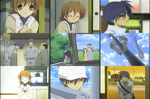 CLANNAD 〜AFTER STORY〜10-6